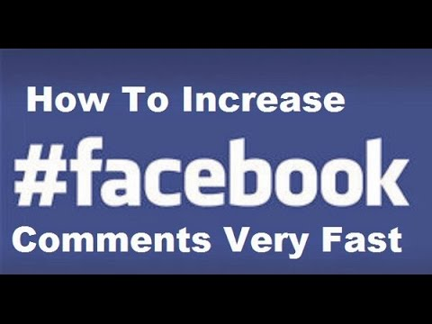 How to Get more Comments on your photos | Facebook | Learn More |