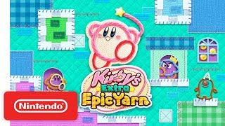 Kirby's Extra Epic Yarn - Launch Trailer - Nintendo 3DS