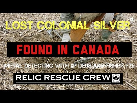 Metal Detecting Finds Canada
