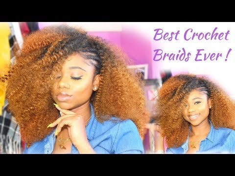 BEST CROCHET BRAIDS EVER !  I Did Not Come To Play || Trendy Tresses