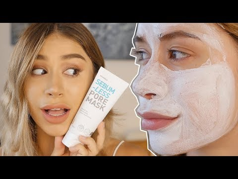 SKINMISO SEBUM LESS PORE MASK REVIEW | Does It Work?