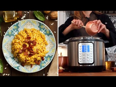 Instant Pot vs. Thermomix: Which makes better risotto?