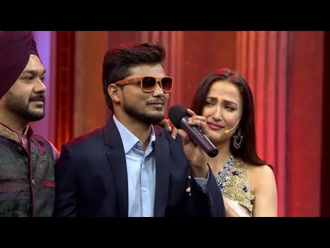 Abhay Kumar Sharma Emotional scene When He Eliminated from Show |The Great Indian Laughter Challenge