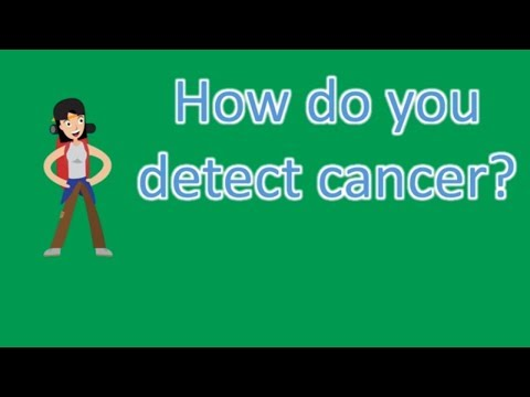 How do you detect cancer ? |Frequently ask Questions on Health