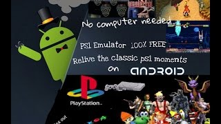 Download free psx playstation game android