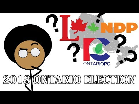 Mini Misinformed - 2018 Ontario Election