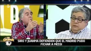 Reprimenda De Siro López A Danae Boronat