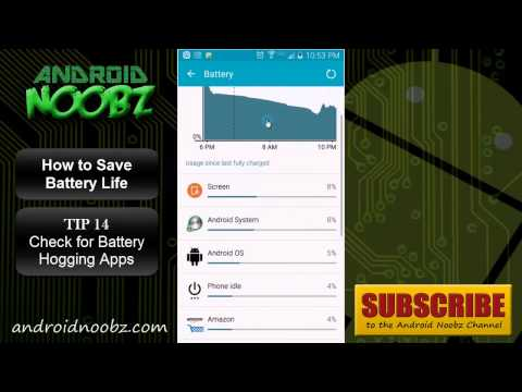 26 Easy Tips on How to Save Battery Life on Android - Lollipop Update - Android Noob Guide