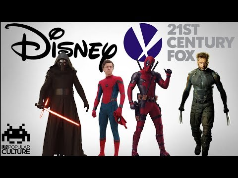 What Disney Buying 21st Century Fox Means For Your Favorite Movies