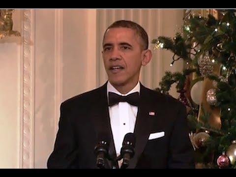 President Barack Obama Acknowledges Existence of Area 51