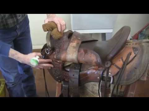Cary Schwarz | How to Properly Clean and Oil a Saddle