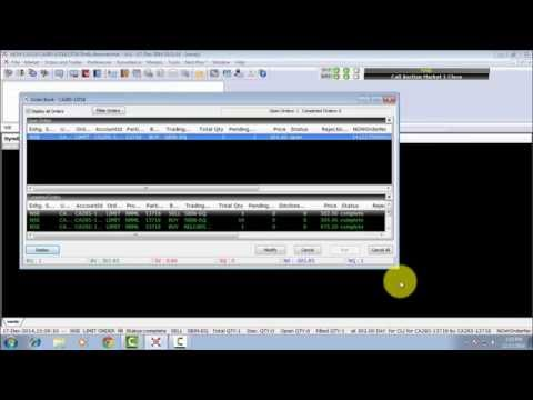 How to Operate & Use NSE NOW Stock Trading Software