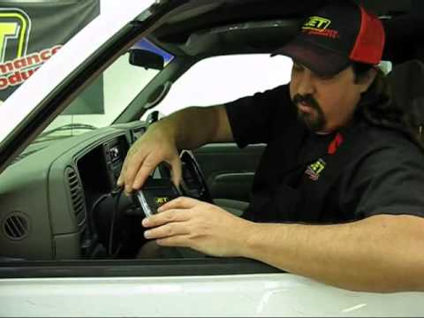 1996-2000 Chevrolet GMC Performance Computer Programmer Jet Chips Tutorial Install How-To