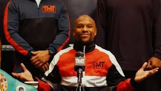 Download FLOYD MAYWEATHER HUGE ANNOUNCEMENT 2019 VS MANNY PACQUAIO Video