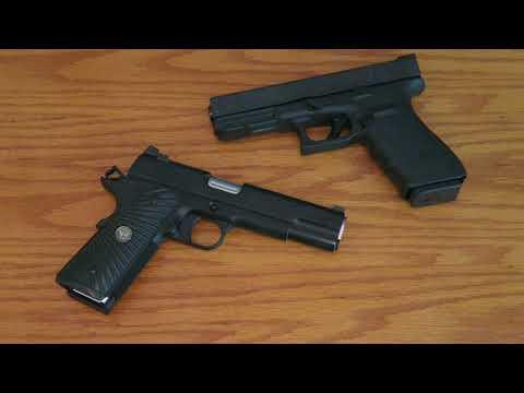 Unnecessary mods on handguns