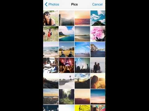 Post Photos to Facebook, Twitter, WordPress, Tumblr & Pinterest from one app! POLARFOX iOS & Android