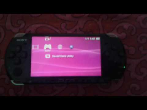 How to connect WiFi to your psp