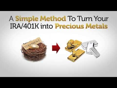 Physical Possession Precious Metals IRA