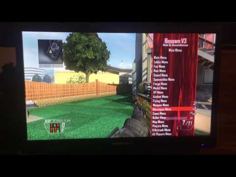 Free Black Ops 2 modded lobby(PS3 only)