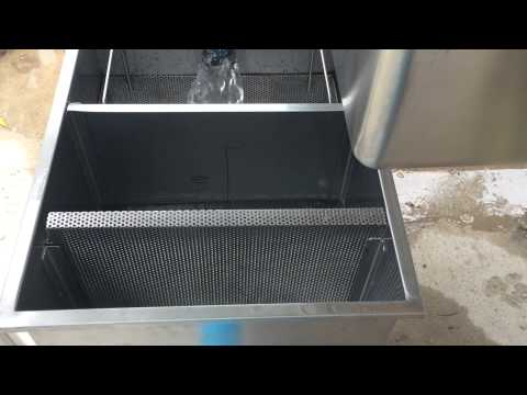 Test Grease Trap