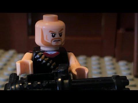 Meet the LEGO Heavy