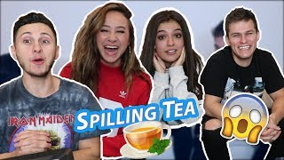 Who MADE OUT with what Youtuber?! (ft. Franny Arrieta, Bryana Salaz, & Jrmun0z)