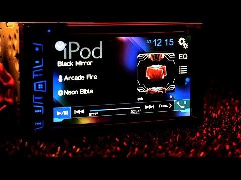 Pioneer AVH-291BT - Bluetooth, CD, DVD Receiver