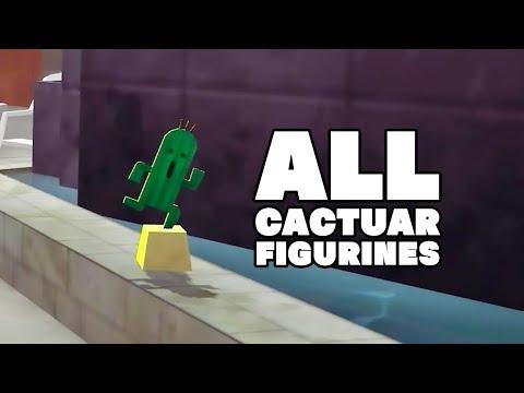 All CACTUAR Figurine Location (Side Quest