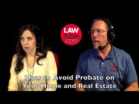 How to avoid probate on real estate