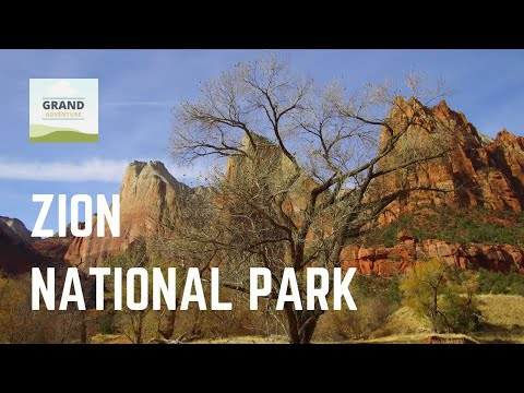 Ep. 11: Zion National Park | RV Utah Free Camping Boondocking | Grand Adventure