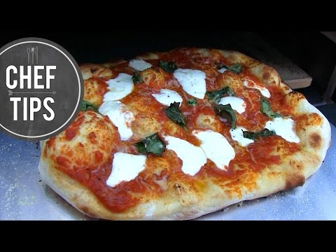 Wood Fired Pizza Margherita Recipe - Green Mountain Grills Pizza Oven