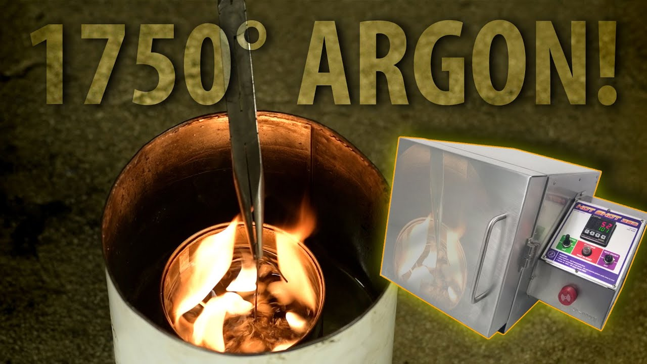NOW We're Cook'n with Argon!!
