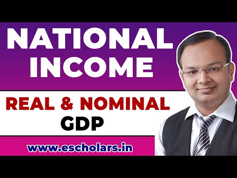 #30 | Real and Nominal GDP