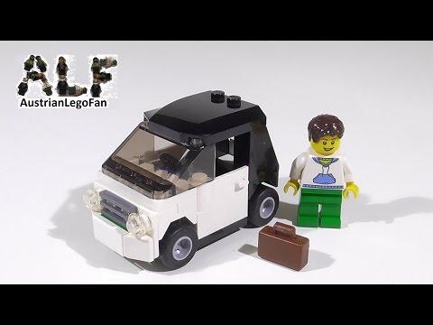 Lego City 3177 Small Car / Stadtflitzer - Lego Speed Build Review