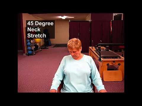 Fall Prevention Exercises (Flexibility Series) -  2 Bonus Neck Stretches You NEED TO KNOW