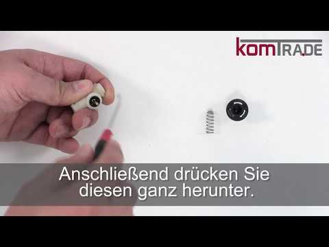 Miele CM7xxx Auslaufventil reparieren-revidieren-überholen Reparaturanleitung