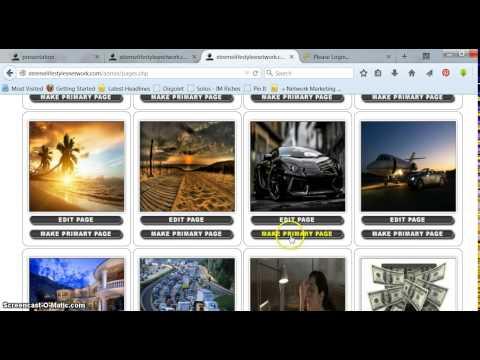 Four Corners Alliance Free Marketing System