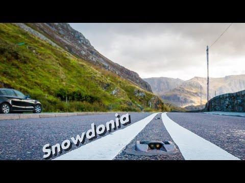 Britain's Best Driving Roads #2: Snowdonia: A5, A4086, A498