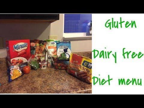 What I eat in a day | Gluten+Casein Free Diet I Kids Edition