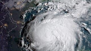 To Hurricane Harvey People...