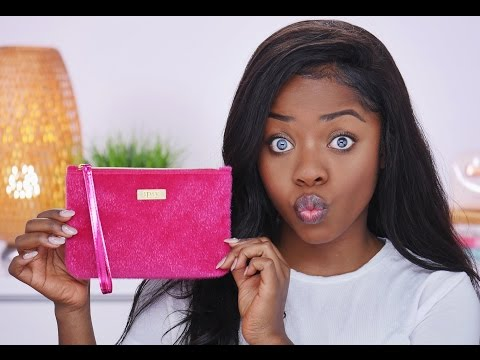 Whats in my IPSY Glam Bag?! | December