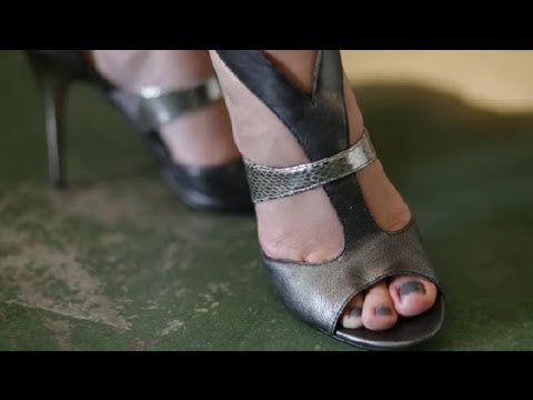What Color Nail Polish With Pewter Shoes : Shoe Fashions