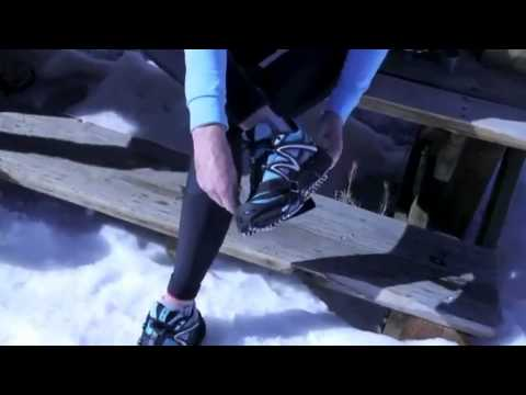 Yaktrax Pro - Spikeless Coil Traction Ice Grips