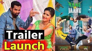 मजेदार है Abhay Deol की Nanu ki Jaanu का Trailer   Patralekhaa, Sapna Chaudhari