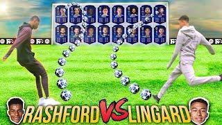 LINGARD VS RASHFORD   EXTREME FIFA 19 TOTY ULTIMATE TEAM BATTLE!