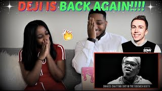 Deji - Ungrateful (Official Music Video) REACTION!!!