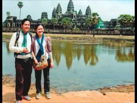 Vietnam & Cambodia Travel Book 1