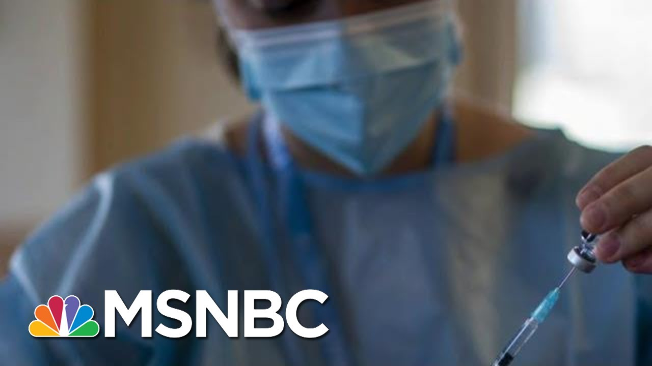 Despite Issues, Vaccine Roll Out Increasing In Speed, Says Doctor | Morning Joe | MSNBC