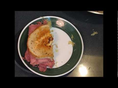 Classic Reuben sandwich - Cooking with agent96 E#12