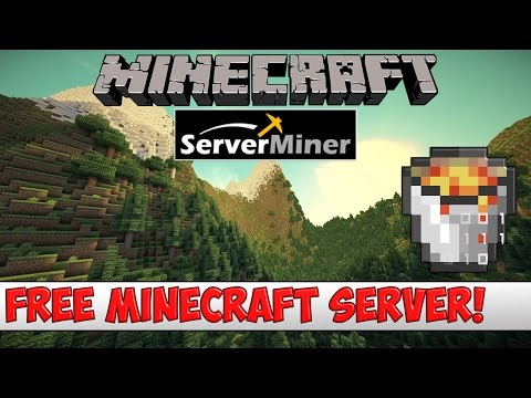 How to get a Free 2GB Minecraft Server with ServerMiner Hosting